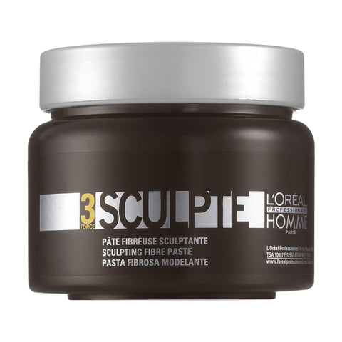 L'Oreal Paris Professionnel Homme Sculpte 3 - Sculpting Fibre Paste 150ml