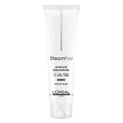 L'Oreal Professionnel Steampod Steam Activated Smoothing Milk - FINE HAIR 150ml
