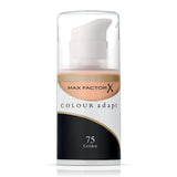 Max Factor Colour Adapt Foundation 34ml (VARIOUS SHADES)