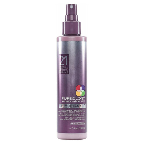 Pureology Colour Fanatic Multi Tasking Hair Beautifier Treatment Spray 200ml