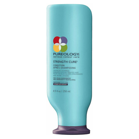 Pureology STRENGTH CURE Conditioner for Damaged Colour Treated Hair 250ml