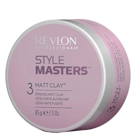 Revlon Style Masters Strong Matt Clay 85g