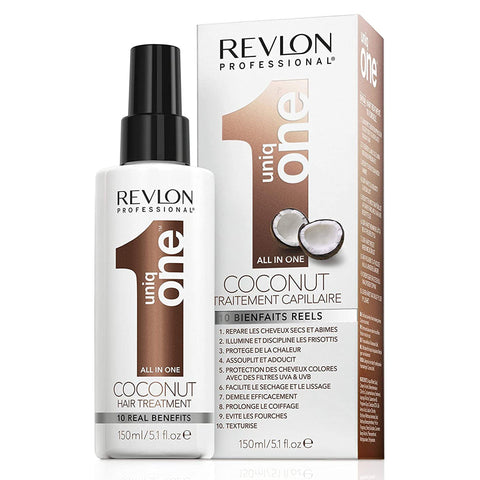 Revlon Uniq One All In One Hair Treatment 150ml - Coconut Fragrance