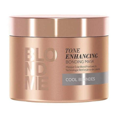 Schwarzkopf BLONDME Tone Enhancing Bonding Cool Blondes MASK 200ml