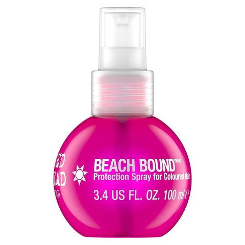 TIGI Bed Head BEACH BOUND Heat Protection Spray For Coloured Hair 100ml