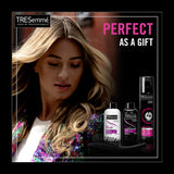 TRESemme Perfect Everyday Hair Gift Set with Shampoo, Conditioner, Hairspray & Hair Brush