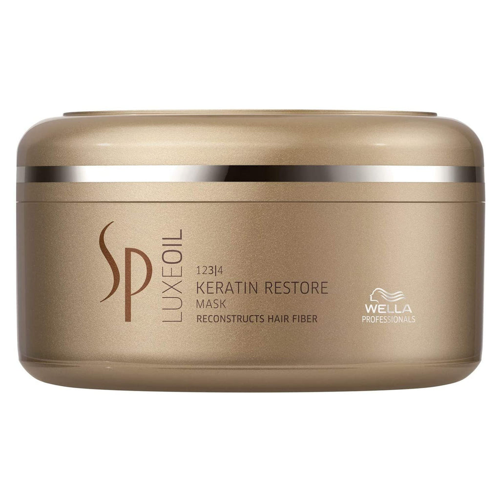 Wella SP System Professional Luxe Oil KERATIN RESTORE Mask 150ml