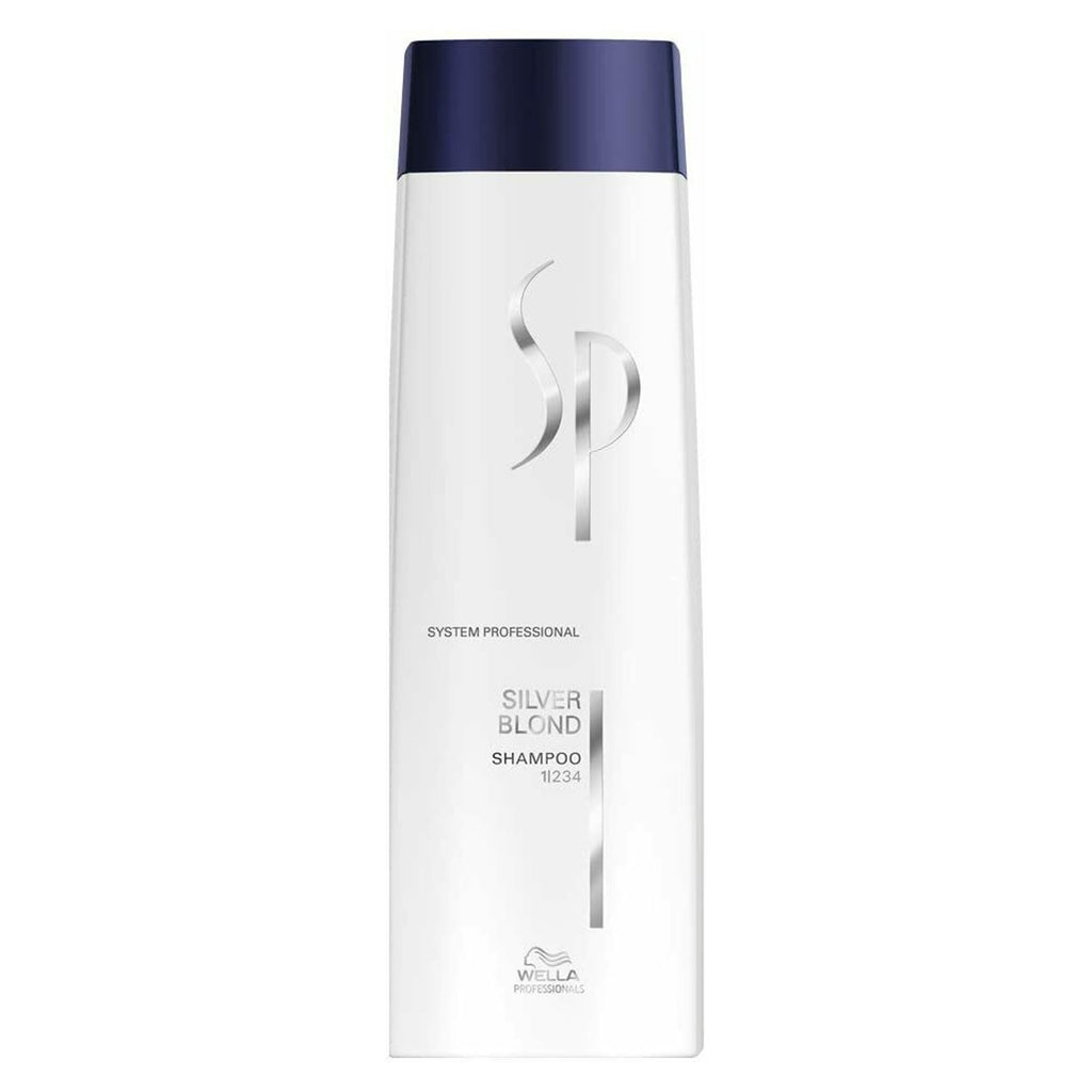 Wella SP System Professional Silver Blonde Shampoo 250ml