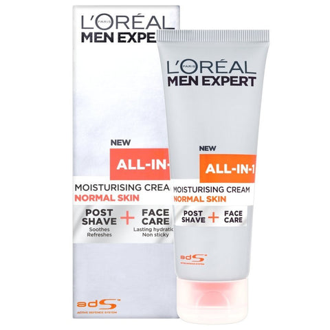 L'Oreal Men Expert All-in-1 Moisturising Cream 75ml
