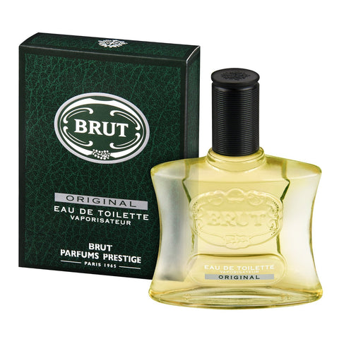 Brut Original Eau De Toilette 100ml