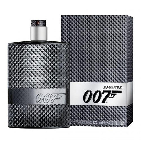 James Bond 007 Eau De Toilette Vaporisateur Natural Spray EDT 125ml