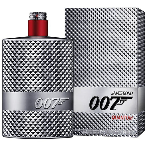 James Bond 007 Quantum Eau De Toilette EDT Spray 125ml