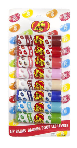 Jelly Belly Lip Balm 8 Piece Party Pack