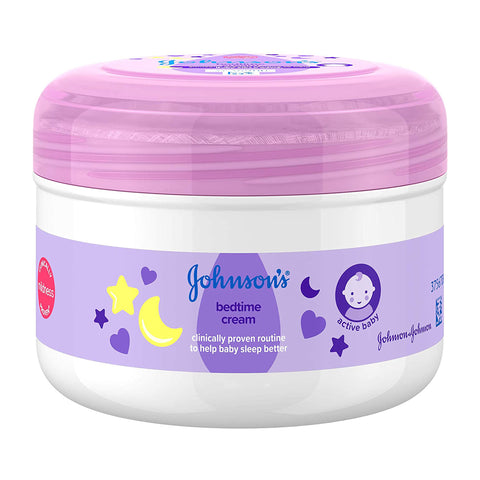 Johnson's Bedtime Baby Cream 200ml