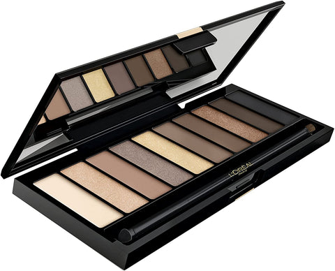 L'Oreal Paris Color Riche Eyeshadow Palette - Nude Beige