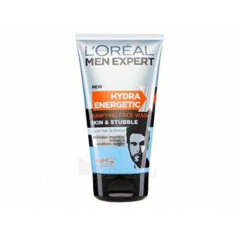 L'Oreal Men Expert Hydra Energetic Skin & Stubble Purifying Face Wash 150ml