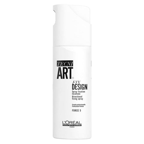 L'Oreal Professionnel Tecni Art FIX DESIGN Directional Fixing Hair Spray 200ml