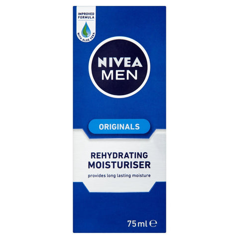Nivea Men Rehydrating Moisturiser 75 ml