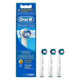Oral B Electric Tooth Brush Heads Precision Clean