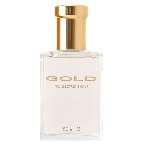 Gold Pre Electric Shave 100ml