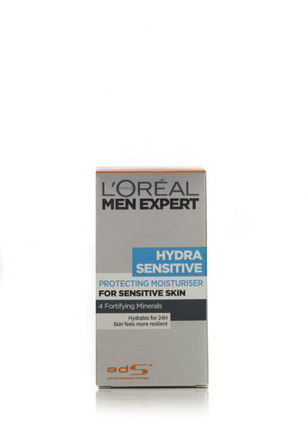 L'Oreal Men Expert Hydra Sensitive Protecting Moisturiser 50ml