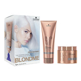 Schwarzkopf BLONDME Tone Enhancing Bonding Cool Blondes SHAMPOO & MASK DUO SET