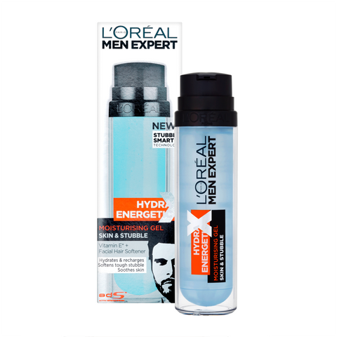 L'Oreal Men Expert Hydra Energetic Skin & Stubble Gel 50ml