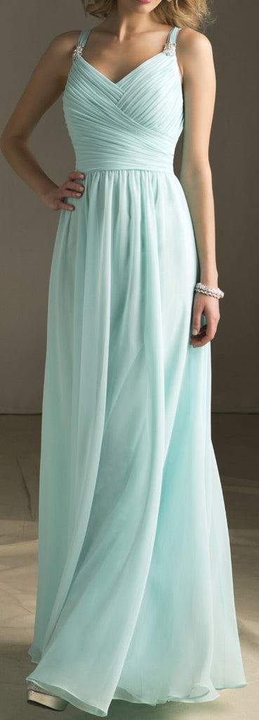 Custom-made Bridesmaid Dress 99068AF20412