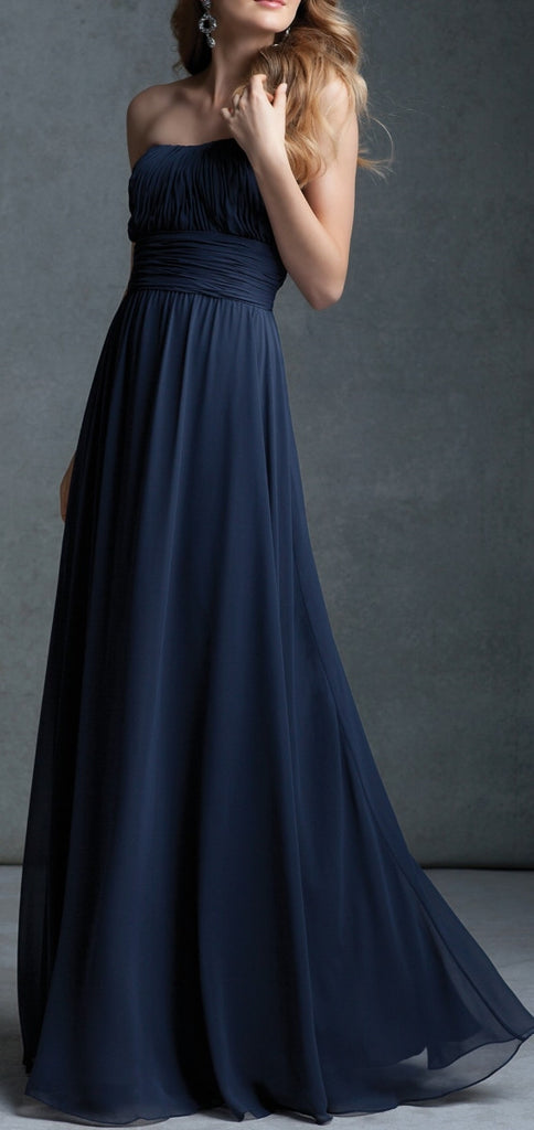 Custom-made Bridesmaid Dress 99168ML674