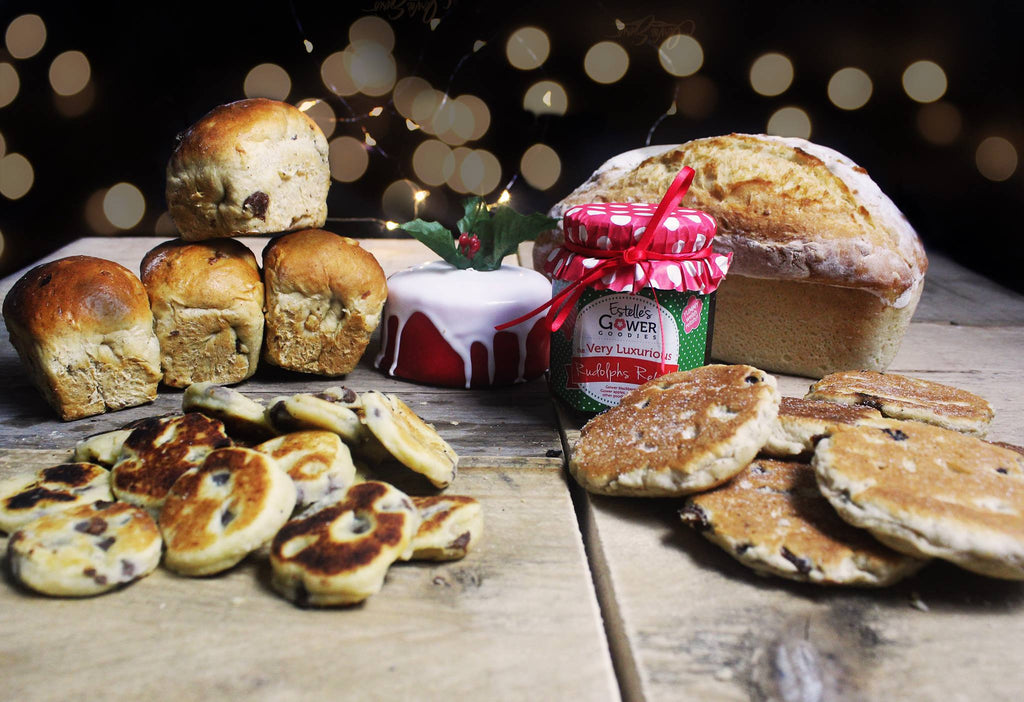 Enjoy a Welsh taste this year with our Christmas food hamper