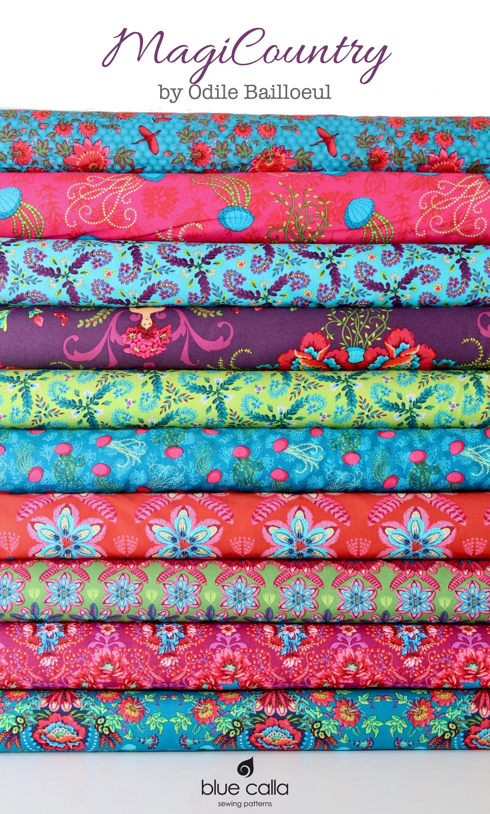 MagiCountry fabric collection