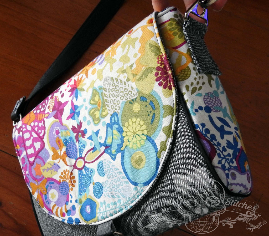 Free the sweet pea saddle bag pdf sewing pattern blue calla free the sweet pea saddle bag pdf sewing pattern jeuxipadfo Image collections
