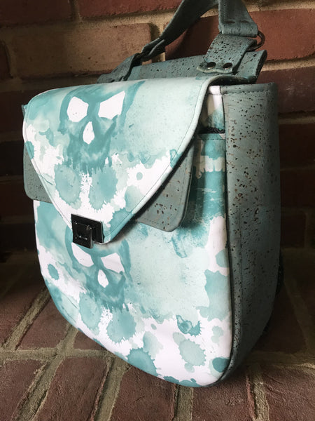 The Bellflower Backpack - PDF Sewing pattern