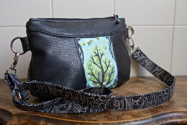 FREE The Gerbera Mini Crossbody Bag - PDF Sewing Pattern