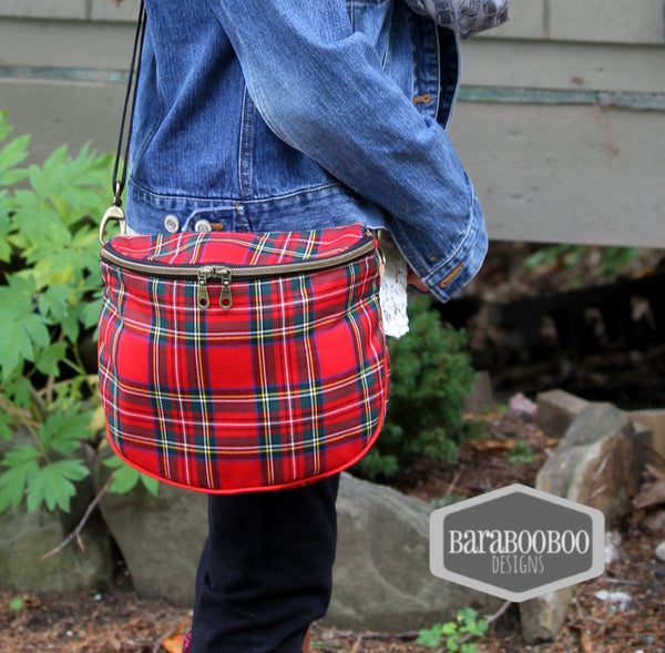 The Cosmos Bag  - PDF sewing pattern
