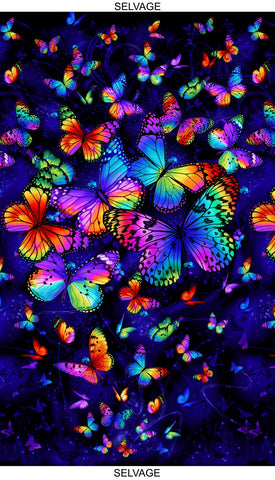 Butterfly Magic - Butterfly Panel