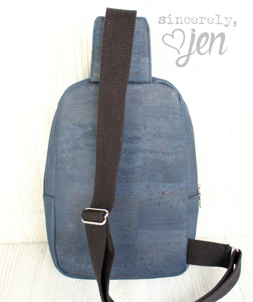 The Speedwell Sling Bag - PDF Sewing Pattern
