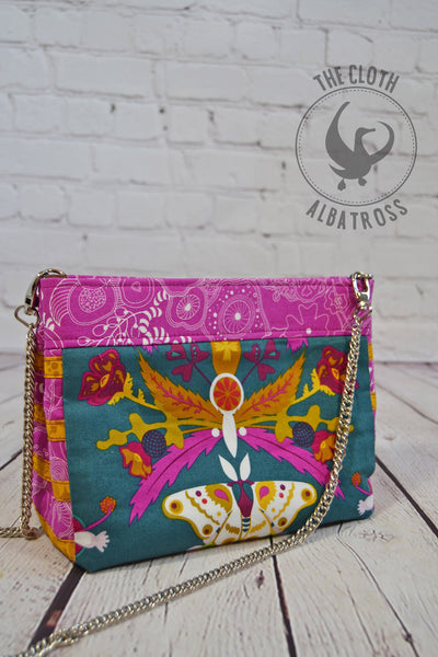 The Violet Bag - PDF Sewing Pattern