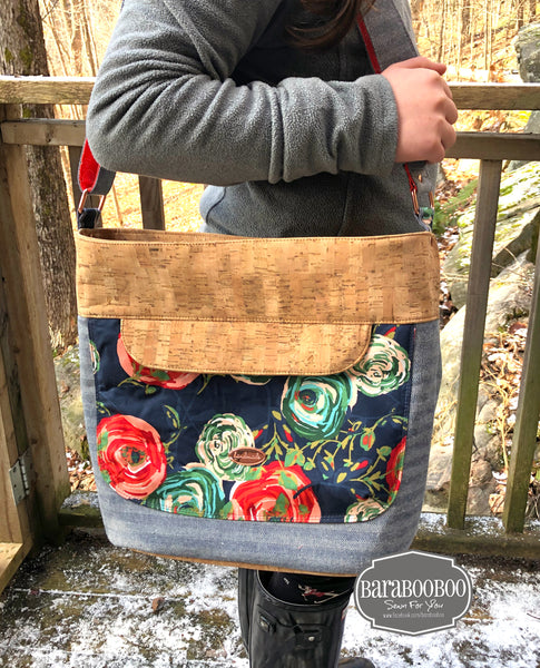 Buttercup Bucket Bag - PDF Sewing Pattern