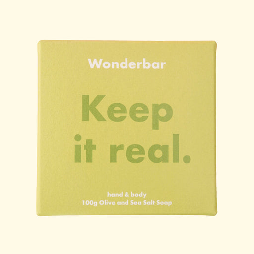 Wonderbar - Seifenstück KEEP IT REAL