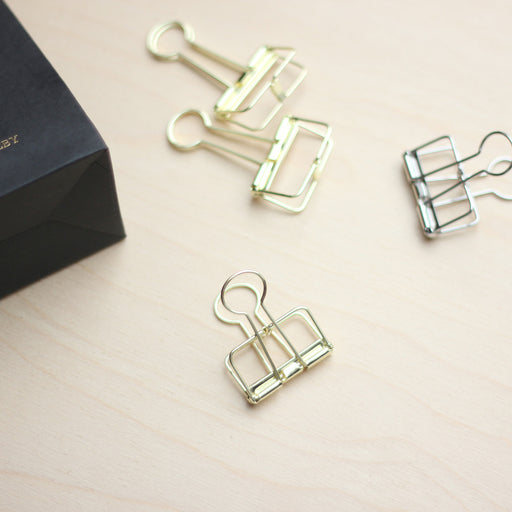 TOOLS TO LIVEBY - Binder Clips, 32mm Medium