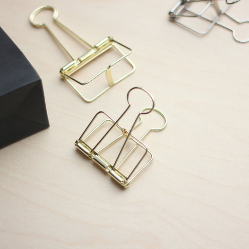 TOOLS TO LIVEBY - Binder Clips, 51mm Large