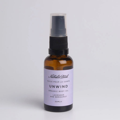 Nathalie Bond - Body Oil UNWIND, 30ml