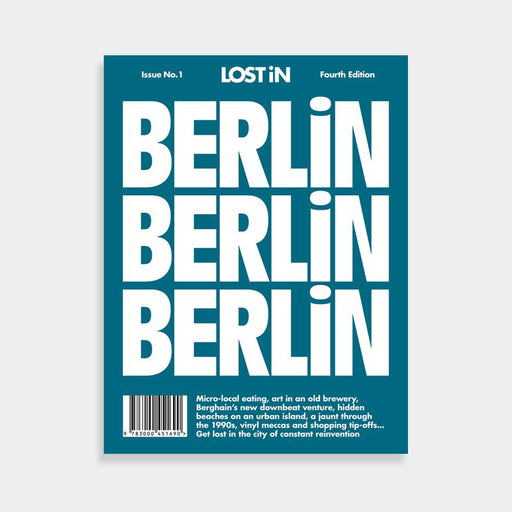 LOST IN City Guide - BERLIN