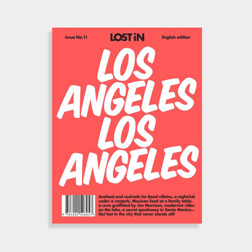 LOST IN City Guide - LOS ANGELES