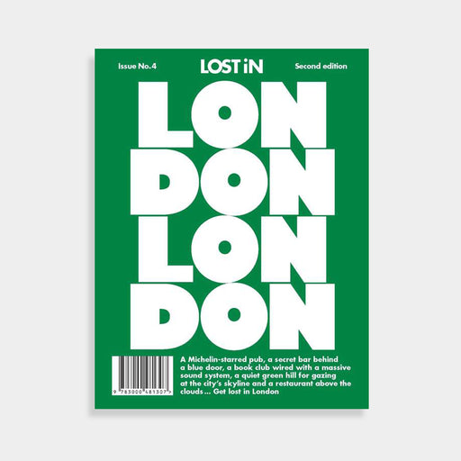 LOST IN City Guide - LONDON