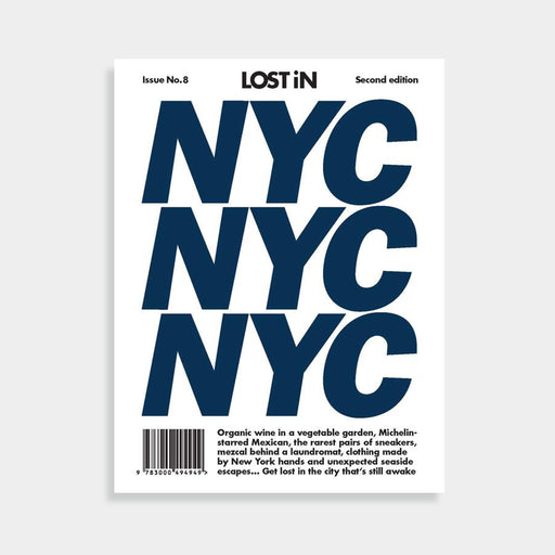 LOST IN City Guide - NYC