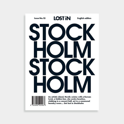 LOST IN City Guide - STOCKHOLM