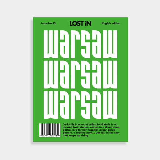 LOST IN City Guide - WARSAW