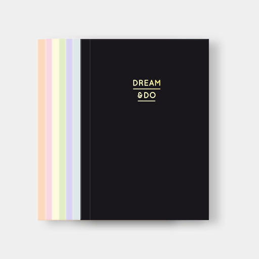 Notebook DIN A6, DREAM & DO
